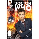 DOCTOR WHO. THE 10TH DOCTOR 11. PHOTO COVER. TITANS COMICS.