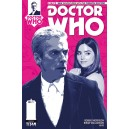 DOCTOR WHO. THE 12TH DOCTOR 8. COMICS COVER. TITANS COMICS.