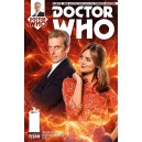 DOCTOR WHO. THE 12TH DOCTOR 8. PHOTO COVER. TITANS COMICS.