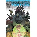 TEENAGE MUTANT NINJA TURTLES - MUTANIMALS 4. SUBSCRIPTION. IDW PUBLISHING.