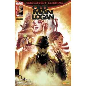 OLD MAN LOGAN 1. SECRET WARS. MARVEL. LILLE COMICS. OCCASION.