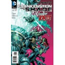 FRANKENSTEIN, AGENT OF SHADE N°8. DC RELAUNCH (NEW 52)
