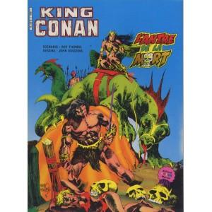 KING CONAN. CONAN LE BARBARE. L'ANTRE DE LA MORT. LILLE COMICS.
