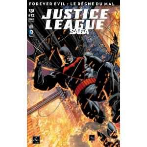 JUSTICE LEAGUE SAGA 12. FLASH. GREEN AROW. DC COMICS. OCCASION. LILLE COMICS.