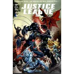 JUSTICE LEAGUE SAGA 14. FLASH. GREEN AROW. DC COMICS. OCCASION. LILLE COMICS.