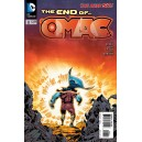 O.M.A.C. N°8. DC RELAUNCH (NEW 52)