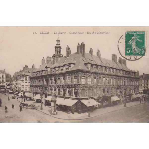 lille-cartes-postales-anciennes-lille-collections
