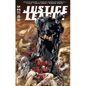 JUSTICE LEAGUE UNIVERS 6. DC COMICS. OCCASION. LILLE COMICS.