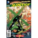 JUSTICE LEAGUE N°8. DC RELAUNCH (NEW 52)