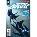 STATIC SHOCK N°8. DC RELAUNCH (NEW 52)