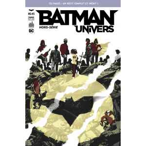 BATMAN UNIVERS HORS SERIE 3. WE ARE ROBIN. DC COMICS. OCCASION. LILLE COMICS.