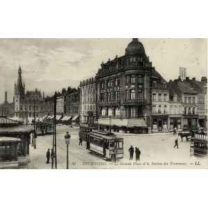 TOURCOING. CARTES POSTALES ANCIENNES. LILLE COLLECTIONS.