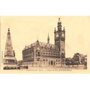 ARMENTIERES. CARTES POSTALES ANCIENNES. LILLE COLLECTIONS.