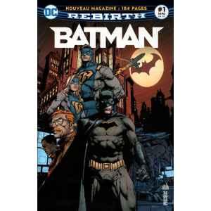 BATMAN REBIRTH 1. DC REBIRTH. OCCASION. LILLE COMICS.