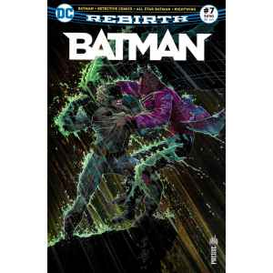 BATMAN REBIRTH 7. DC REBIRTH. OCCASION. LILLE COMICS.