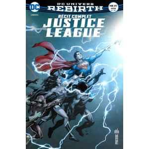 JUSTICE LEAGUE RÉCIT COMPLET HS 1. DC REBIRTH. OCCASION. LILLE COMICS.