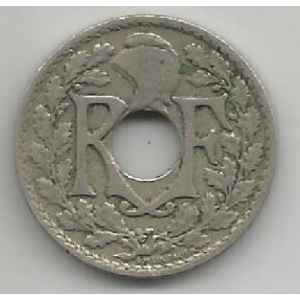 10 CENTIMES. 1921 LINDAUER. LILLE COLLECTIONS.
