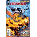 FURY OF FIRESTORM. THE NUCLEAR MEN N°8. DC RELAUNCH (NEW 52)