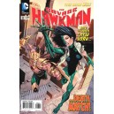 SAVAGE HAWKMAN N°8. DC RELAUNCH (NEW 52)