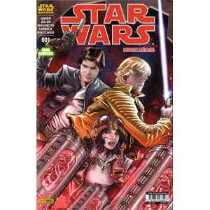 STAR WARS HORS SERIE 1. LUKE SKYWALKER. OCCASION. LILLE COMICS.