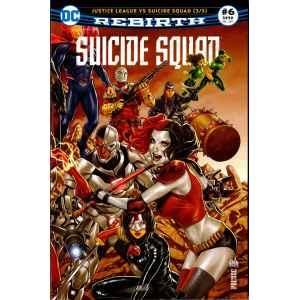 SUICIDE SQUAD REBIRTH 6. DC REBIRTH. OCCASION. LILLE COMICS.