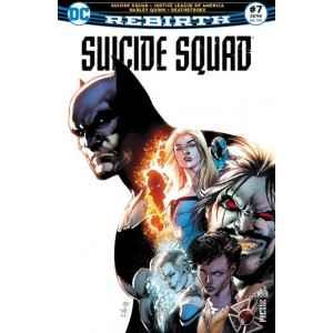 SUICIDE SQUAD REBIRTH 7. DC REBIRTH. OCCASION. LILLE COMICS.