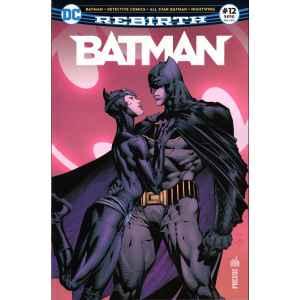 BATMAN REBIRTH 12. DC REBIRTH. OCCASION. LILLE COMICS.