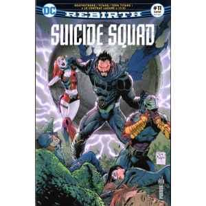 SUICIDE SQUAD REBIRTH 11. DC REBIRTH. OCCASION. LILLE COMICS.