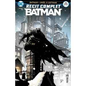 BATMAN RECIT COMPLET 4. BATMAN NOËL A GOTHAM. DC REBIRTH. OCCASION. LILLE COMICS.