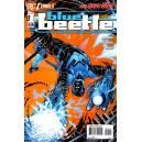 BLUE BEETLE N°1 DC RELAUNCH