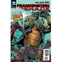 FRANKENSTEIN, AGENT OF S.H.A.D.E. 9. DC RELAUNCH (NEW 52)