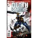 DEATHSTROKE N°1 DC RELAUNCH