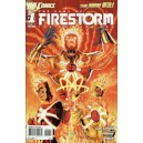 FURY OF FIRESTORM: NUCLEAR MEN N°1 DC RELAUNCH
