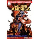 CAPTAIN AMERICA 1. MARVEL NUMBER ONE.