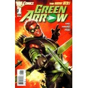 GREEN ARROW N°1 DC RELAUNCH