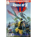 HOUSE OF M 1. MARVEL NUMBER ONE.