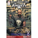 PUNISHER MAX 1. MARVEL NUMBER ONE.