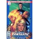 ULTIMATE FANTASTIC FOUR 1. MARVEL NUMBER ONE. BENDIS. MILLAR. KUBERT. HITCH.