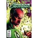 GREEN LANTERN N°1 DC RELAUNCH
