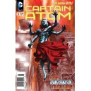CAPTAIN ATOM 9. DC RELAUNCH (NEW 52)