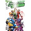 GREEN LANTERN: NEW GUARDIANS N°1 DC RELAUNCH