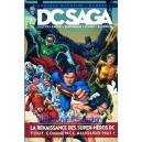 DC SAGA 1. EDITION VARIANTE. JUSTICE LEAGUE. SUPERMAN. FLASH. NEUF. LILLE COMICS.