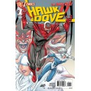 HAWK AND DOVE N°1 DC RELAUNCH