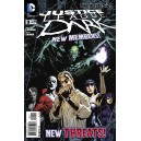 JUSTICE LEAGUE DARK 9. DC RELAUNCH (NEW 52)