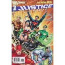JUSTICE LEAGUE N°1 DC RELAUNCH