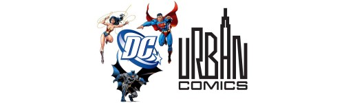URBAN DC COMICS