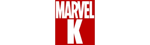 MARVEL K. KICK ASS.