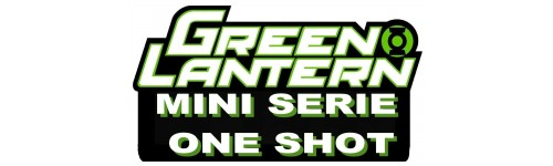 GREEN LANTERN MINI SERIE. ONE SHOT.