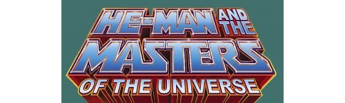 HE-MAN. MASTERS OF THE UNIVERSE