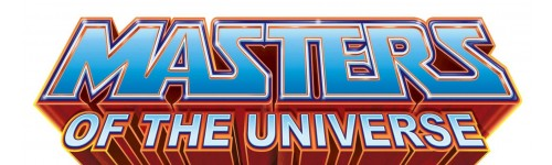 MASTERS OF THE UNIVERSE.